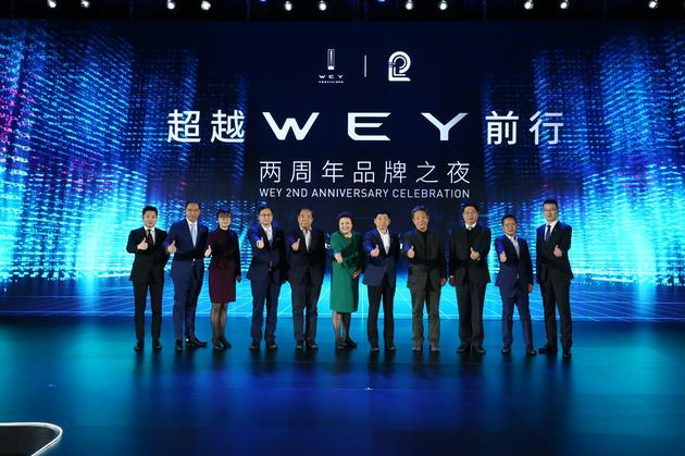 魏建军:WEY品牌2021年进军欧美市场
