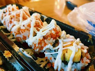 #寻味贵州美食#【鱼旨寿司】