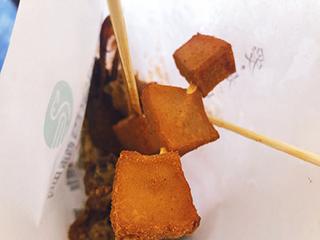 #黔浪食记# 【但家香酥鸭的鱼豆腐】