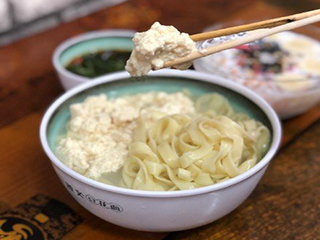 #寻味贵州美食# 【遵义豆花面】