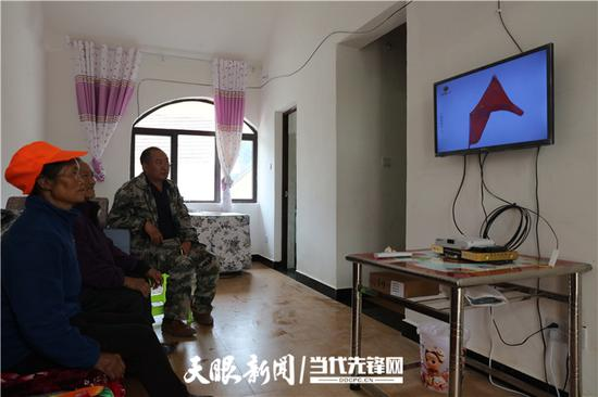 过上好日子 多亏好政策︱水城县营盘乡哈青村村民熊二甲