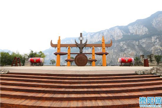 化屋村文化廣場。