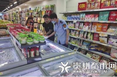 市场监管部门针对食品、药品、特种设备 开展节前