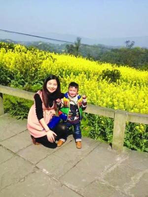 邓绍利和儿子