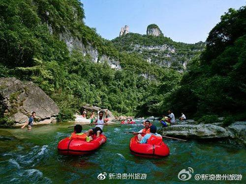交通:贵阳—凯里(高速),凯里—施秉(新二级路)—杉木河