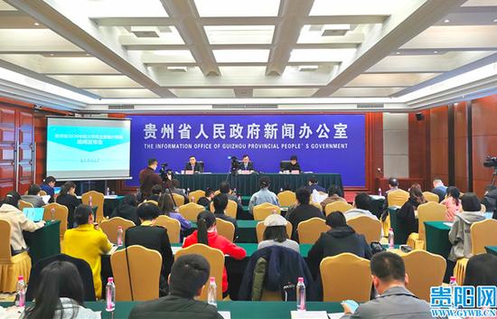 今年前三季度 贵州地区生产总值12650亿元,同比增长3.2%