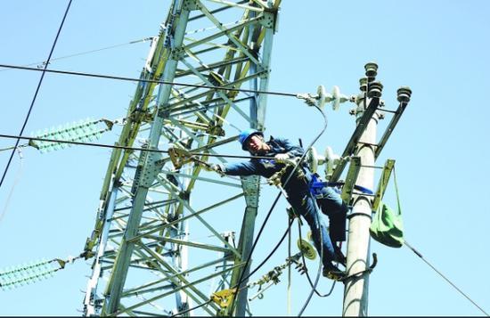 贵安供电局:加强隐患整治 确保群众用电安全