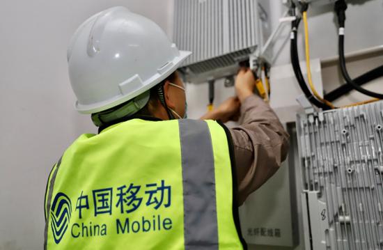 贵州移动率先实现5G网络地铁1号线全覆盖