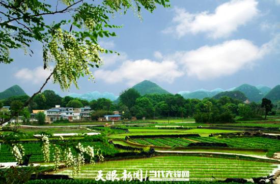 """清镇市:""""旅游+""""新模式 推进全域旅游发展"""