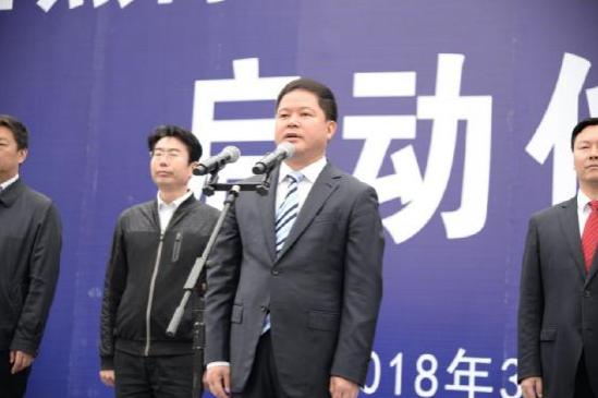 """州委书记刘文新宣布扫黑除恶专项斗争""""雷霆行动""""启动"""