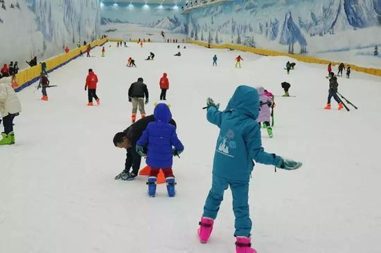 来源:荔波冰雪水世界主题乐园