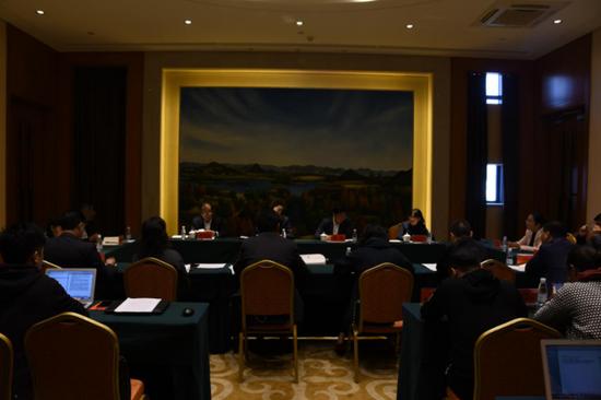 贵州省文化和旅游厅举行2019多彩