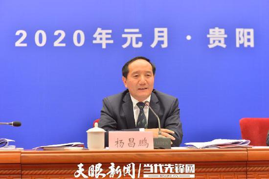 省农业农村厅党组书记、厅长杨昌鹏