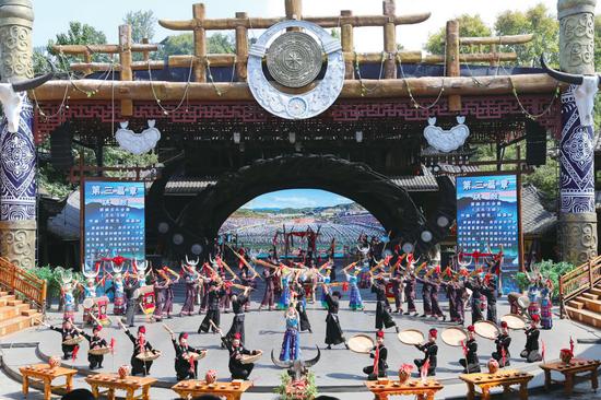 国庆假期,贵州文化和旅游市场强劲复苏