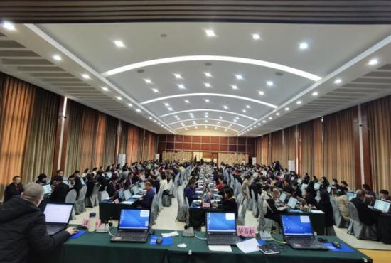 贵州公务员考试阅卷开放日举行 来看看公务员考试咋阅卷