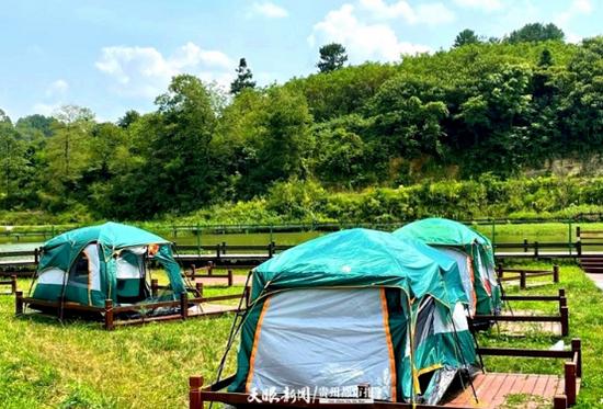 亲亲田园露营基地