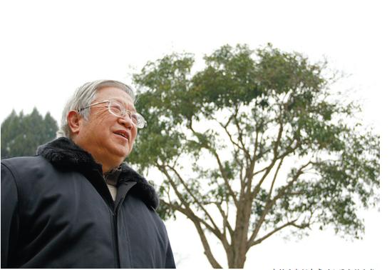 朱敏才老师在贵州山区支教十年