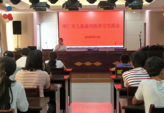铜仁市儿童福利院6名孩子考上大学