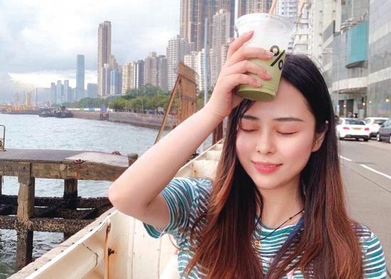 在香港的貴州女孩:家是牽掛也是動力
