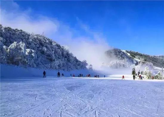 玉舍雪山滑雪场