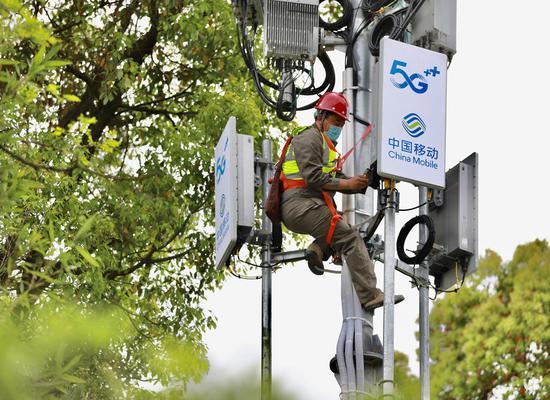 贵州移动开足马力加快5G建设