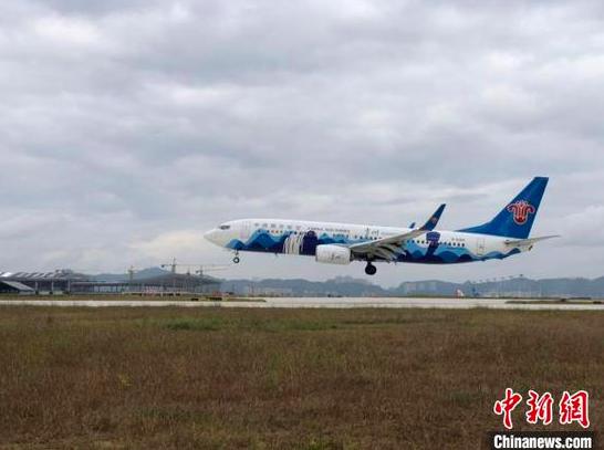 贵阳龙洞堡国际机场将满足年旅客吞吐量3000万人次