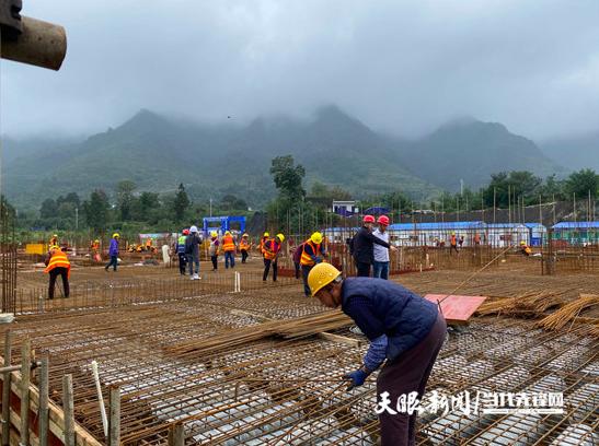 仁怀:国庆期间重点项目建设强力推进
