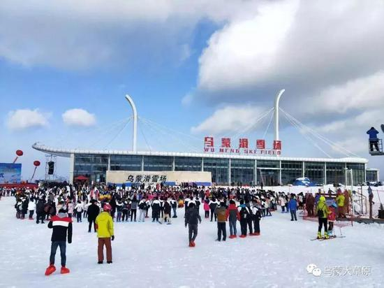 来源:乌蒙大草原景区官网