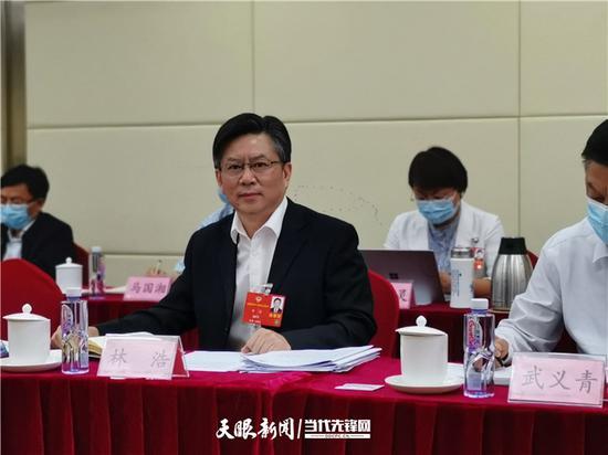 林浩委员:推动工业互联网进入全新发展周期