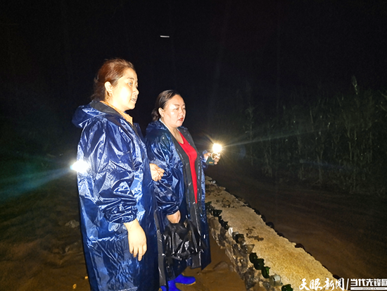 """木果镇杨家寨村:筑牢""""红色堤坝""""保民生"""