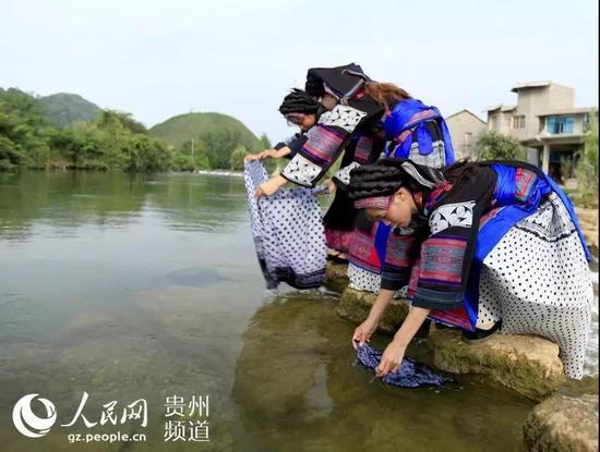 图片来源:人民网贵州频道