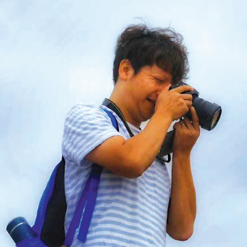 拍摄者田亚青。