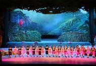 贵州上演大型歌舞剧《秀色黔南》