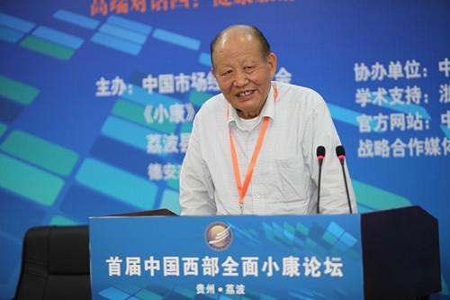中国社科院当代城乡发展规划院院长付崇兰