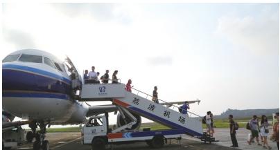 荔波至广州航班1月10日复飞 期间有大量优惠机票