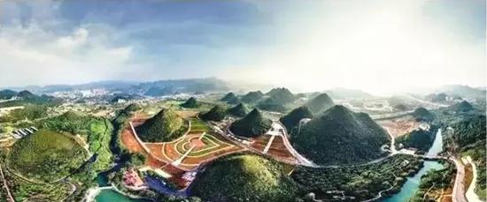 厉害了 贵州兴义醇景区初一接待游客10万人次