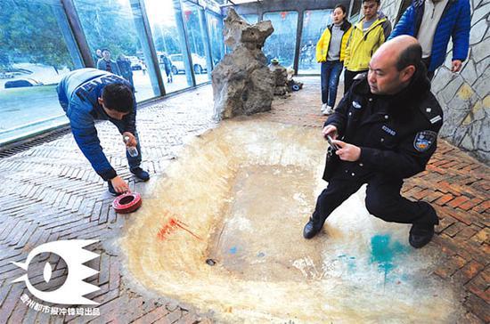 """网传贵州野生动物园""""虐虎"""" 饲养员:在与老虎嬉戏"""