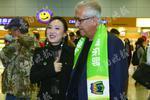 恒丰智诚新任教练抵达上海 曼萨诺:巩固球队地位