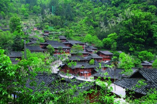 第二批中国少数民族特色村寨公布 荔波两村寨入选