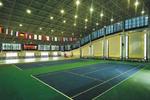 贵州省首座专业网球训练馆 正式投入使用