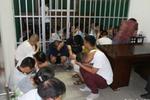 沿河:71人藏身山村赌博 警方迅速出击一锅端