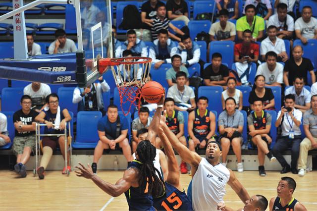 黔东南县际篮球公开赛开幕 第一名奖16.8万元
