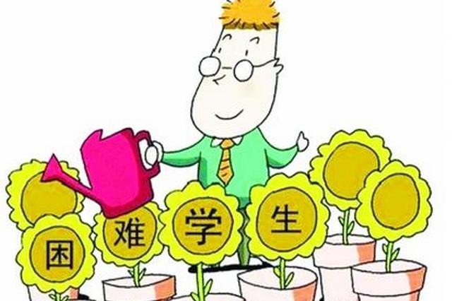 """贵阳市工会""""金秋助学""""活动集中发放580万元助学金"""