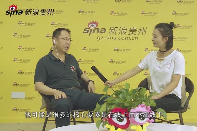 王伟:贵阳朗玛入围中国互联网百强的背后