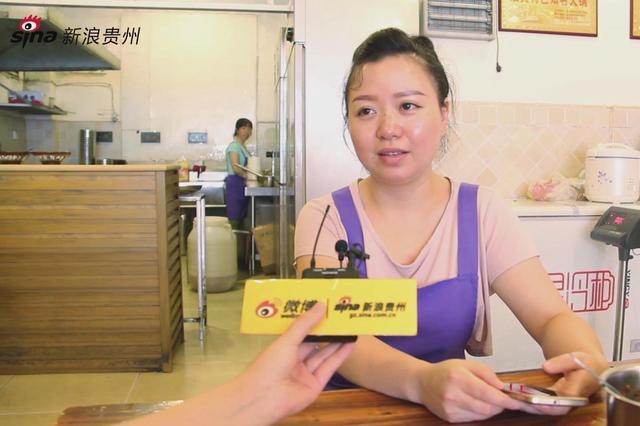 """""""正能量网红""""罗琴:许多游客慕名来吃粉"""