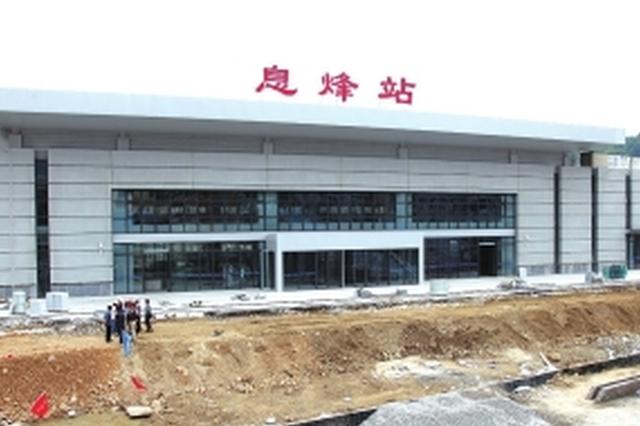 """渝贵铁路10月10日开始""""动态检测"""" 预计年底开通运营"""