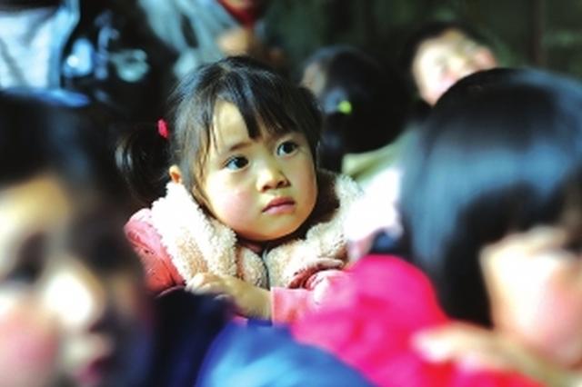 """贵州希望工程开办""""希望童园"""" 今年新增60所"""