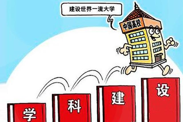 贵州大学入选一流学科建设高校