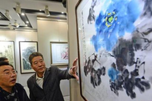 全省美术大赛贵阳书法大赛作品将在中天书画院展出