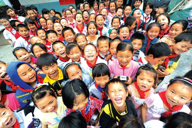 贵州希望工程募集资金援建学校全国第一